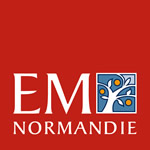 logo du centre de formation ECOLE DE MANAGEMENT DE NORMANDIE